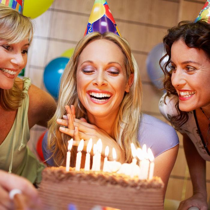 Прекрасные конкурсы на день рождения