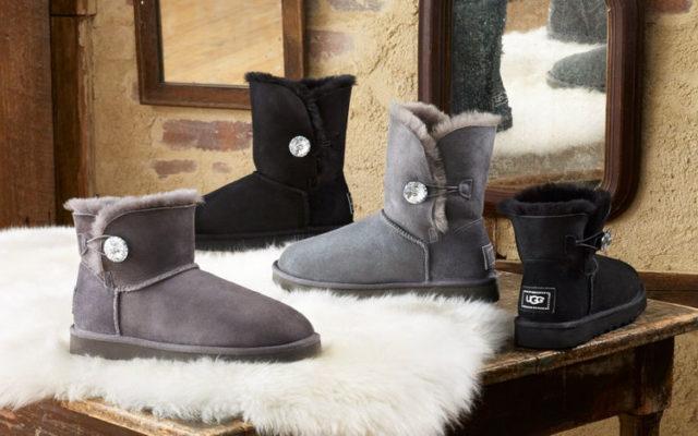 Угги – стильная и удобная зимняя обувь