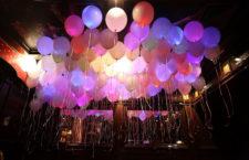 Шары с подсветкой – идеальное решение для праздника