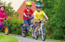 Велосипед – вещь, которая нужна каждому ребенку