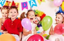 Воздушные шары на день рождения — летящая радость