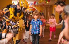 Аниматоры на детский праздник: игры и конкурсы
