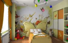 Обустраиваем компактную детскую комнату