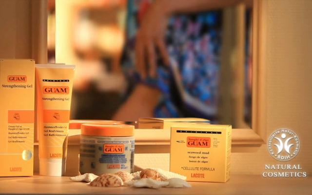 О пользе морских процедур и уникальной натуральной косметики итальянской компании GUAM