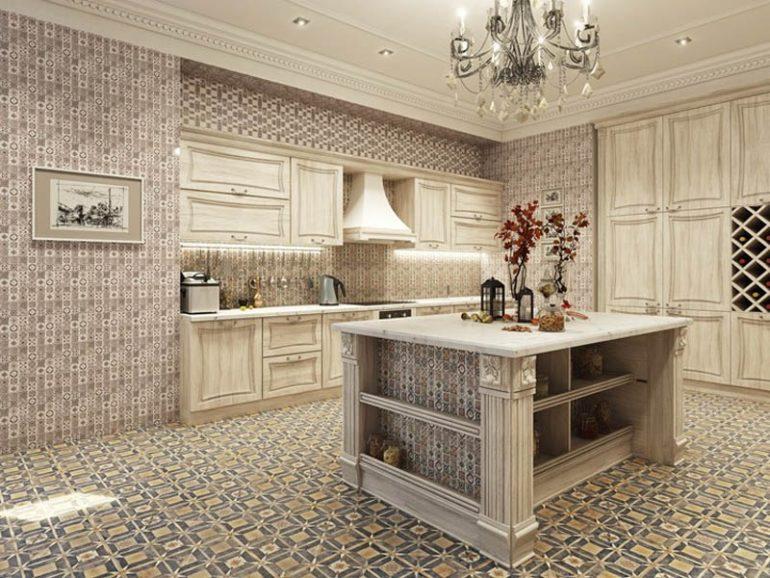 Преобразите свой дом с помощью испанской керамической плитки