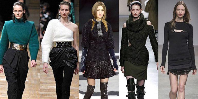 Как правильно нужно выбирать трэнды моды, чтоб быть уникальным.