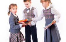 Школьная форма современные и прошлогодние тенденции