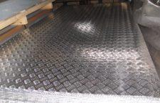 Отличный декор для любой поверхности — рифленый алюминиевый лист в Москве