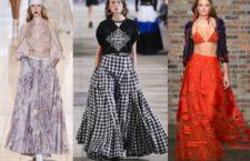Макси снова в моде! Длинные юбки: стильно, красиво, женственно