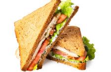 Горячие бутерброды с бужениной