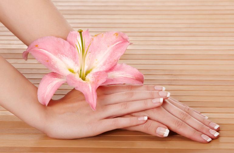 Сохраняем кожу рук красивой и здоровой