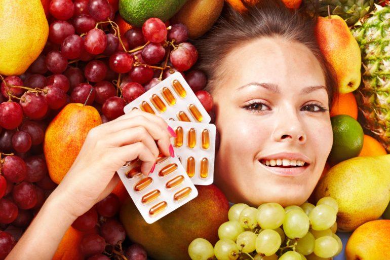 Витамины против старения