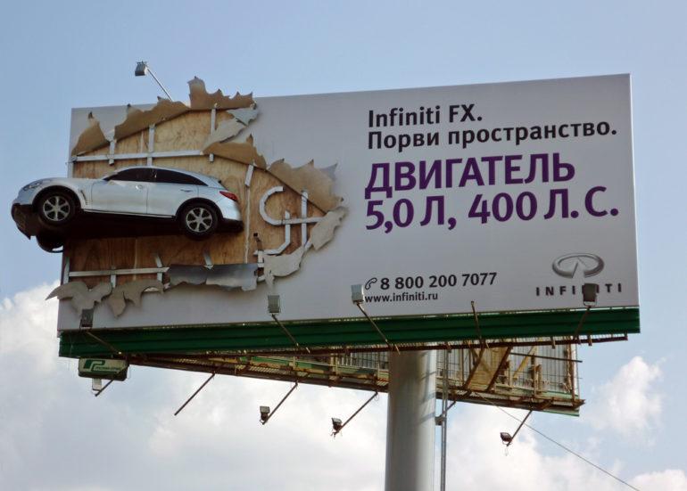 Создание качественной рекламной кампании с помощью внешних носителей