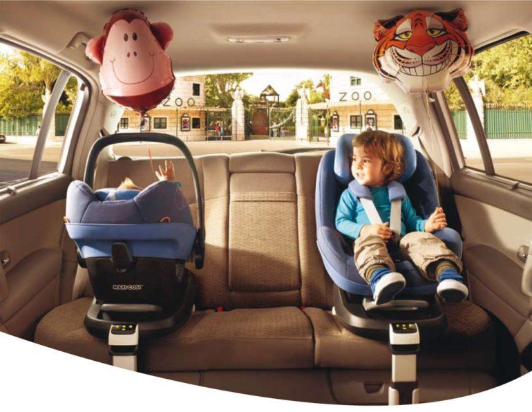 Детское автокресло — основа безопасности ребёнка в машине
