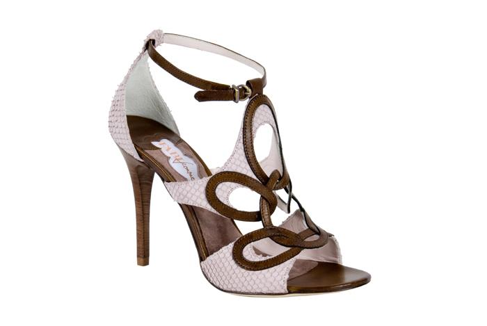 Модные тренды от итальянских дизайнеров обуви