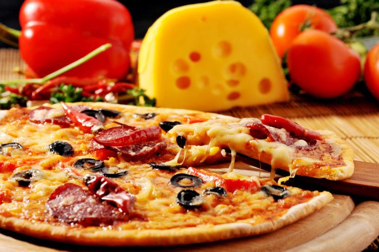 Американские вариации на тему национального итальянского блюда