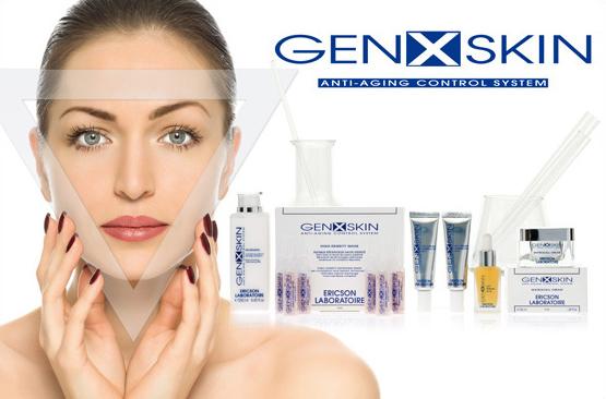 Ericson Genxskin: пробуждение кожи