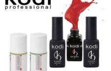 Биогели для ногтей «Kodi Professional»