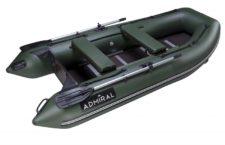 Лодки из ПВХ от admiralspb.com