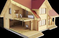 Строительство домов в Красноярске от sibwall.ru
