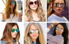 Какие женские солнцезащитные очки будут в моде следующим летом?