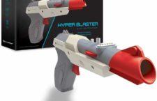 Обзор игрового пистолета HYPERKIN Hyper Blaster for HTC Vive Tracker