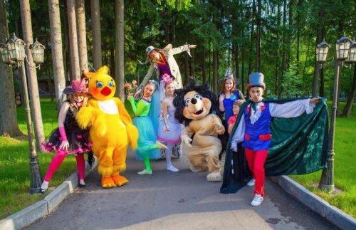 Студия Киви клуб организует лучшие детские праздники в Екатеринбурге