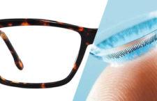 Как подбирают очки и контактные линзы?